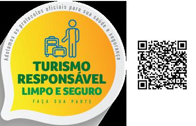 Selo Turismo com QR code